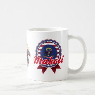 Makoti, ND Mug