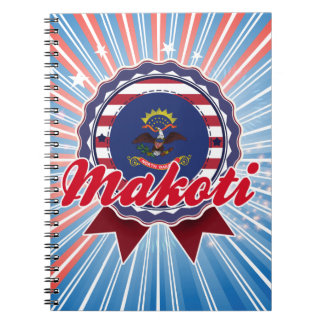 Makoti, ND Journals