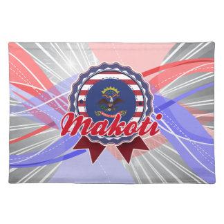 Makoti, ND Place Mats