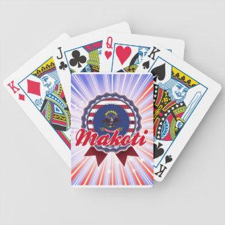 Makoti, ND Deck Of Cards