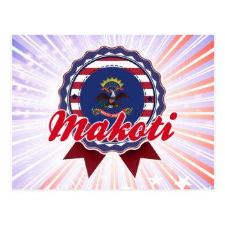 Makoti, ND Post Cards