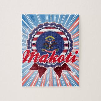 Makoti, ND Jigsaw Puzzles