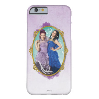 Mal and Evie Barely There iPhone 6 Case