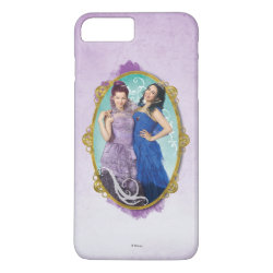 Case-Mate Tough iPhone 7 Plus Case with Descendants Mal and Evie Together design