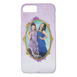 Case-Mate Barely There iPhone 7 Case with Descendants Mal and Evie Together design