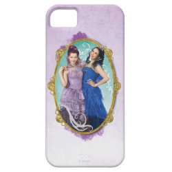 Case-Mate Vibe iPhone 5 Case with Descendants Mal and Evie Together design