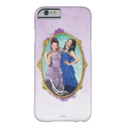 Case-Mate Barely There iPhone 6 Case with Descendants Mal and Evie Together design