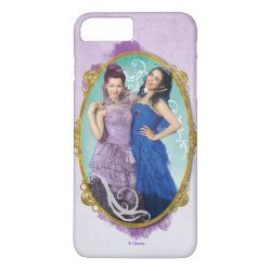 Descendants Mal and Evie Together Case-Mate Tough iPhone 7 Plus Case