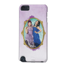 Mal and Evie iPod Touch (5th Generation) Cover at Zazzle