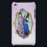 """Mal and Evie iPod Touch Case<br><div class=""""desc"""">Disney&#39;s Descendants</div>"""
