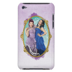 Case-Mate iPod Touch Barely There Case with Descendants Mal and Evie Together design