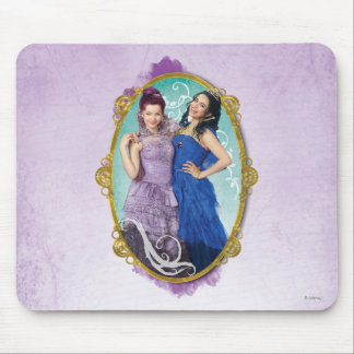 Mal and Evie Mouse Pad