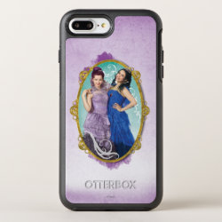 OtterBox Apple iPhone 7 Plus Symmetry Case with Descendants Mal and Evie Together design