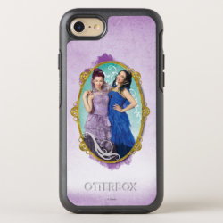 OtterBox Apple iPhone 7 Symmetry Case with Descendants Mal and Evie Together design