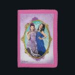"Mal and Evie Tri-fold Wallet<br><div class=""desc"">Disney&#39;s Descendants</div>"