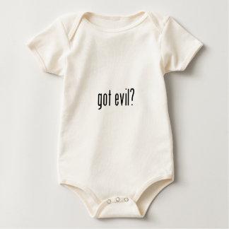 ¿mal conseguido? trajes de bebé