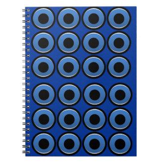 Mal de ojo - cuaderno