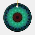 Mal de ojo del trullo de la monstruosidad ornamentos de reyes