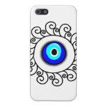 Mal de ojo iPhone 5 protector