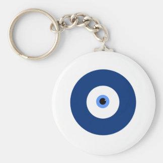 Mal de ojo llavero personalizado