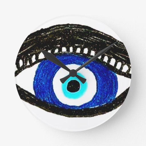 Mal de ojo reloj