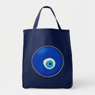 Mal de ojo, símbolo de la protección bolsa de mano