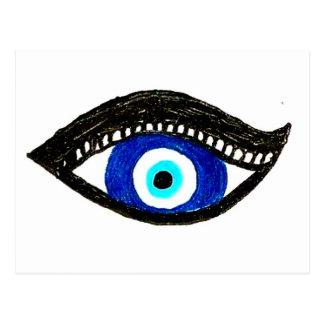 Mal de ojo postal