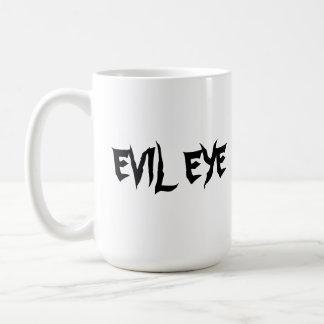 Mal de ojo tazas de café