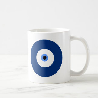 Mal de ojo taza de café
