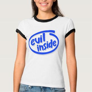 Mal dentro camisas