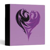 Mal Dragon Heart Binder