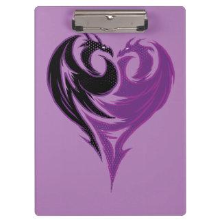 Mal Dragon Heart Clipboard
