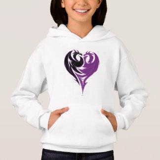 Mal Dragon Heart Hoodie