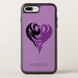 OtterBox Apple iPhone 7 Plus Symmetry Case with Mal Dragon Heart Logo design