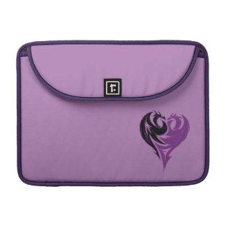 Mal Dragon Heart Sleeve For MacBooks