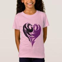 Mal Dragon Heart T-Shirt