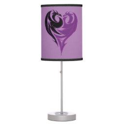 Mal Dragon Heart Table Lamp
