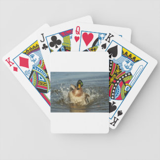 Mal II Bicycle Playing Cards