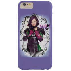 Case-Mate Barely There iPhone 6 Plus Case with Descendants Mal: Misunderstood design