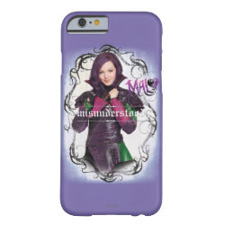 Case-Mate Barely There iPhone 6 Case with Descendants Mal: Misunderstood design