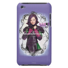 Mal - Misunderstood Case-mate Ipod Touch Case at Zazzle