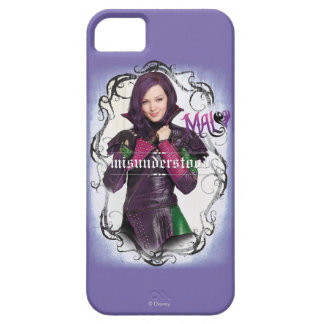 Mal - Misunderstood iPhone 5 Case