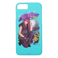 Case-Mate Barely There iPhone 7 Case with Descendants Evie: Future Queen design