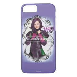 Descendants Mal: Misunderstood Case-Mate Barely There iPhone 7 Case