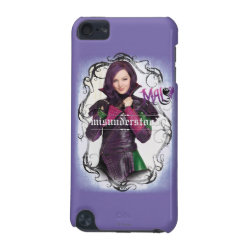 Case-Mate Barely There 5th Generation iPod Touch Case with Descendants Mal: Misunderstood design