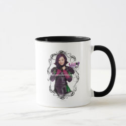 Combo Mug with Descendants Mal: Misunderstood design