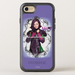 Descendants Mal: Misunderstood OtterBox Apple iPhone 7 Symmetry Case