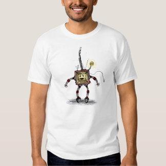 Mal Robo-TV - Camiseta Remeras