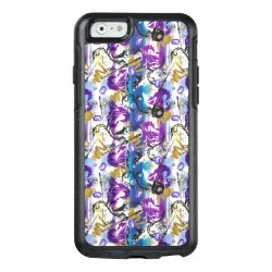 OtterBox Symmetry iPhone 6/6s Case with Descendants Auradon Prep Fancy Crest design