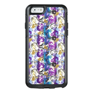 Disney Themed Mal Two-Headed Dragon Pattern OtterBox iPhone 6/6s Case